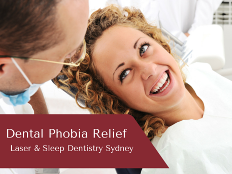 laser dentistry and consious sedation - sleep dentistry sydney