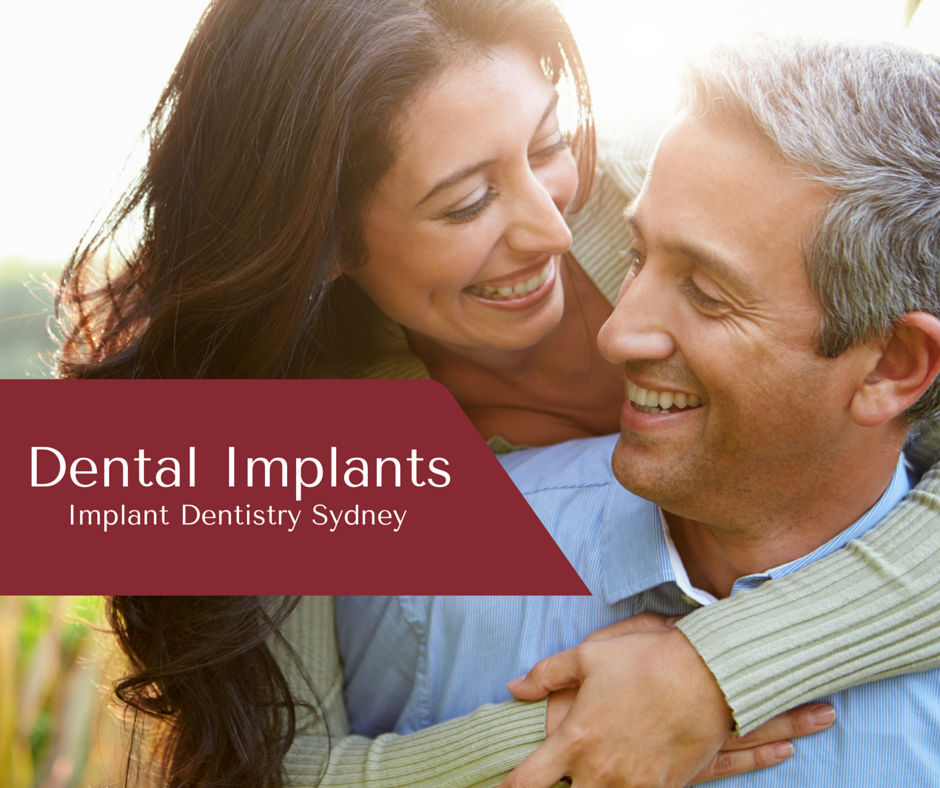 Implant dentistry Sydney - dental implants Sydney CBD